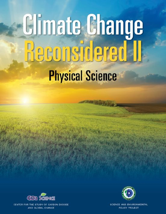 Download the NIPCC Climate Change Reconsidered II report (PDF; 20 Mbytes)