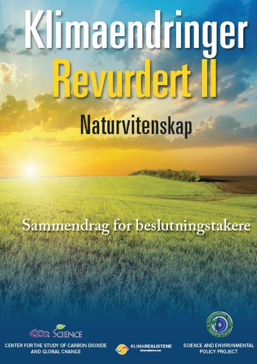 Klikk på bildet over for å laste ned den norske oversettelsen av sammendrag for beslutningstagere (PDF; 3,3 Mbyte)